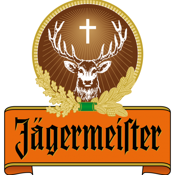 Image Result For Jagermeister Logo Jagermeister Lettermark Logos