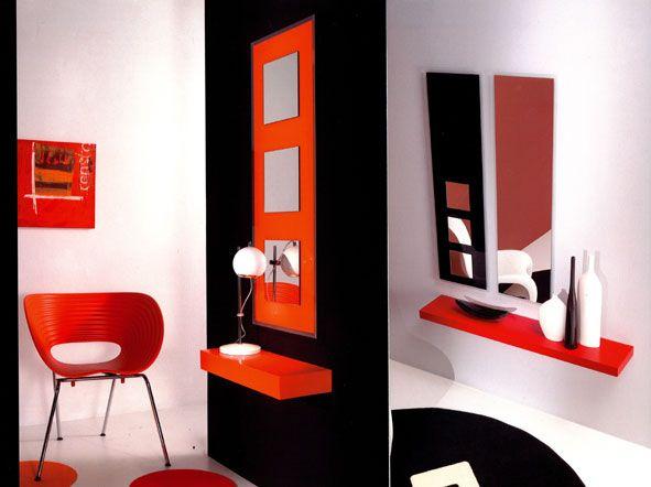Recibidor pequeño | pasillos y recibidores | Pinterest | Recibidores ...