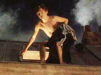 Can Leonardo dicaprio young naked pity, that