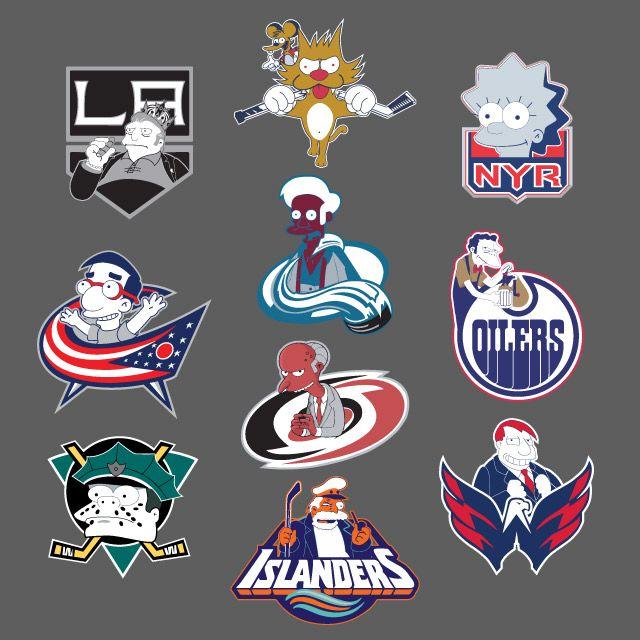 Bardown Headlines Hockey Kids Hockey Logos Nhl Logos