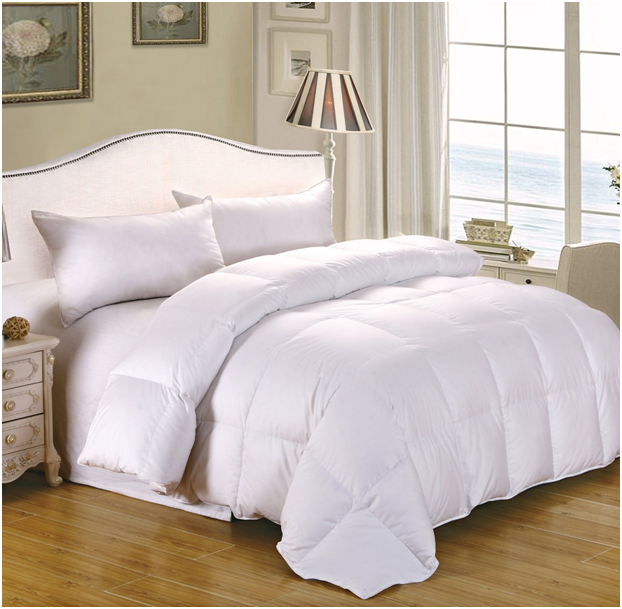 Why Goose Down Comforter Is The Number One Choice Down Comforter