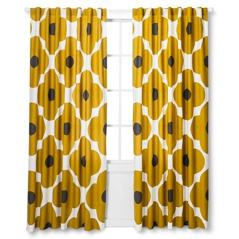 Orla Kiely Window Panel Orla Kiely Curtains Curtains Window Panels