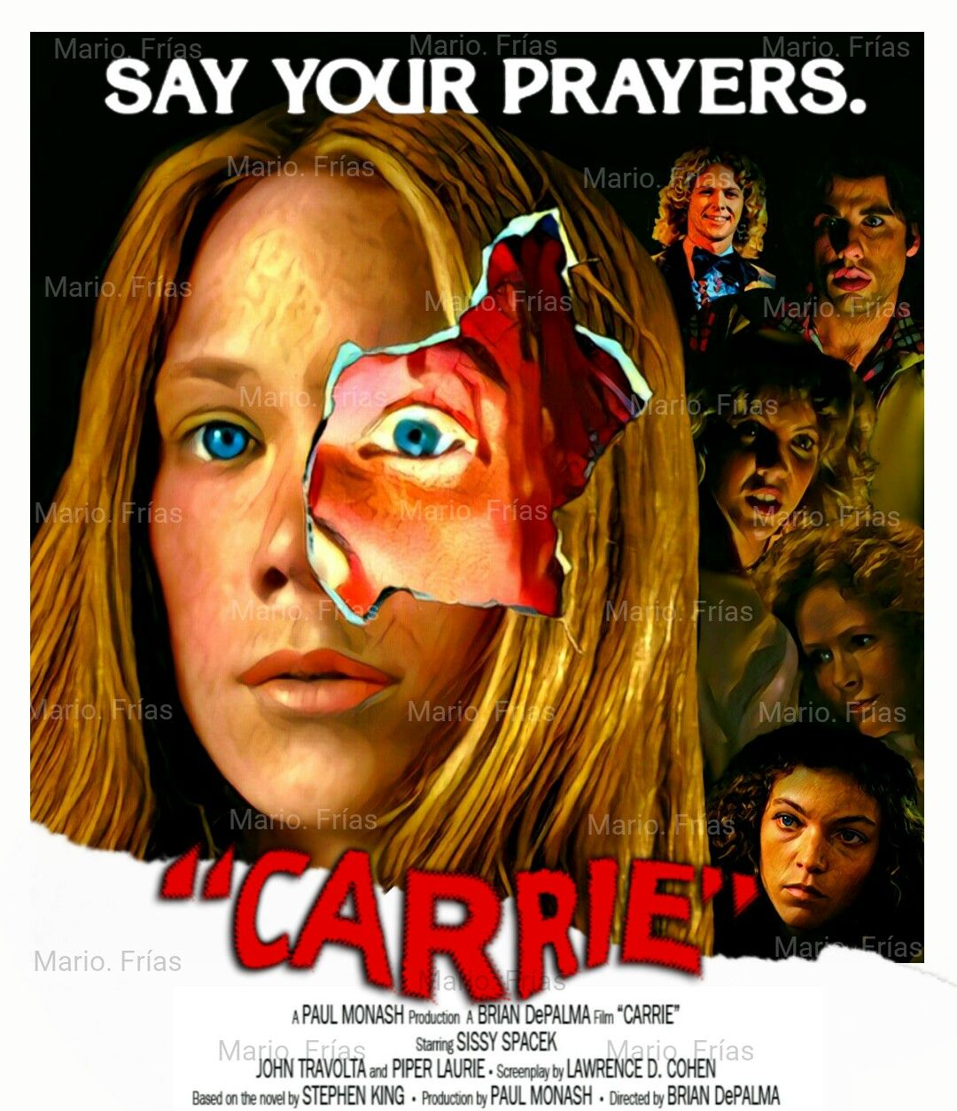 Carrie poster 2018
