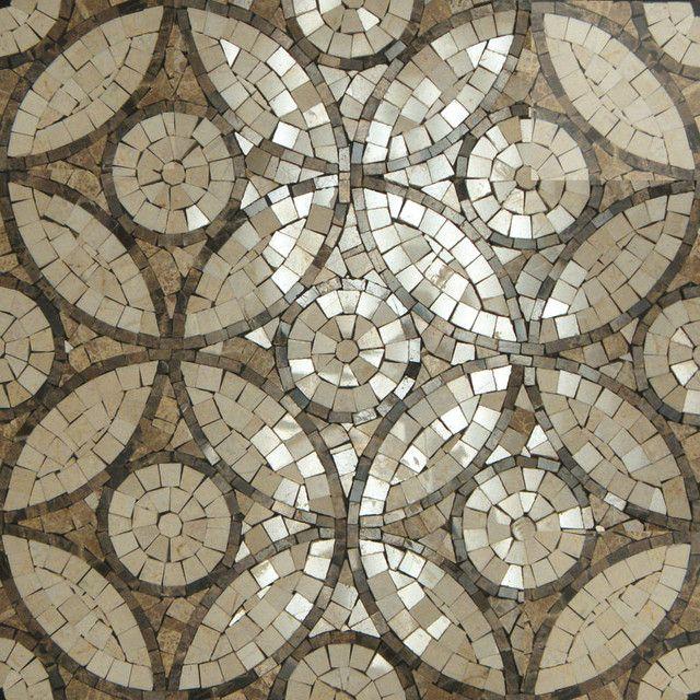 Mosaic Tile Fab Flooring Pinterest Mosaics
