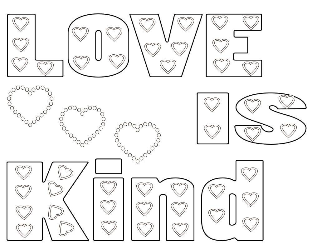 41++ Have courage and be kind coloring page download HD