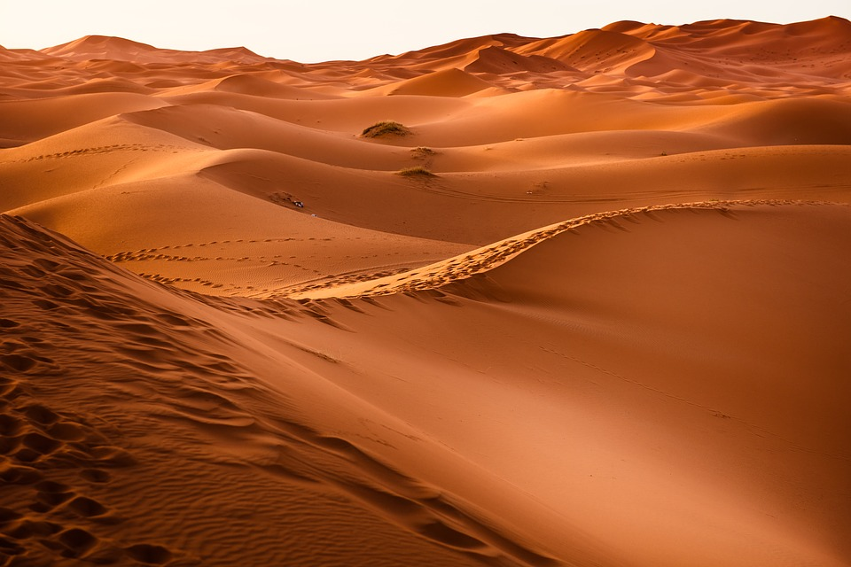 Free Image On Pixabay Desert Morocco Sand Dune Dry Deserts Sand Dunes Landscape Photography Tips