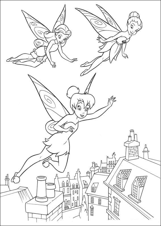 58 coloring pages of Tinkerbell on Kids-n-Fun.co.uk. On Kids-n-Fun ...