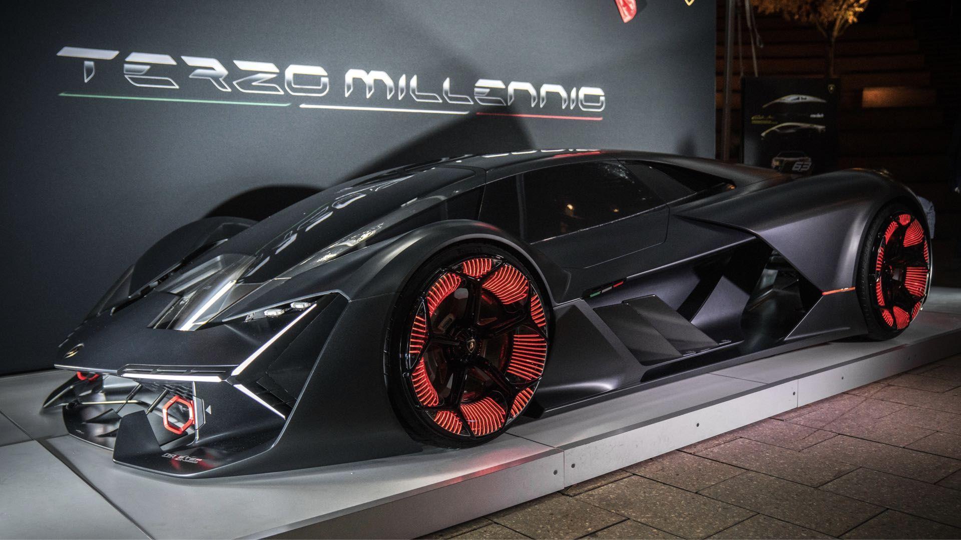 Lamborghini Newest Car 2018