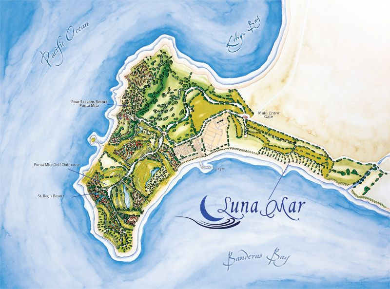 Renting A Condo In Punta Mita Resort Isn T A Problem Punta Mita Luxury Vacation Rentals Luxury Vacation