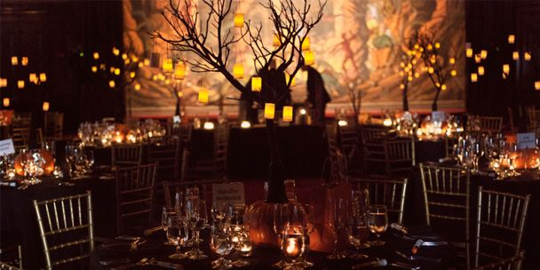 Halloween Wedding Centerpieces Tables Scarily Good How To Have A