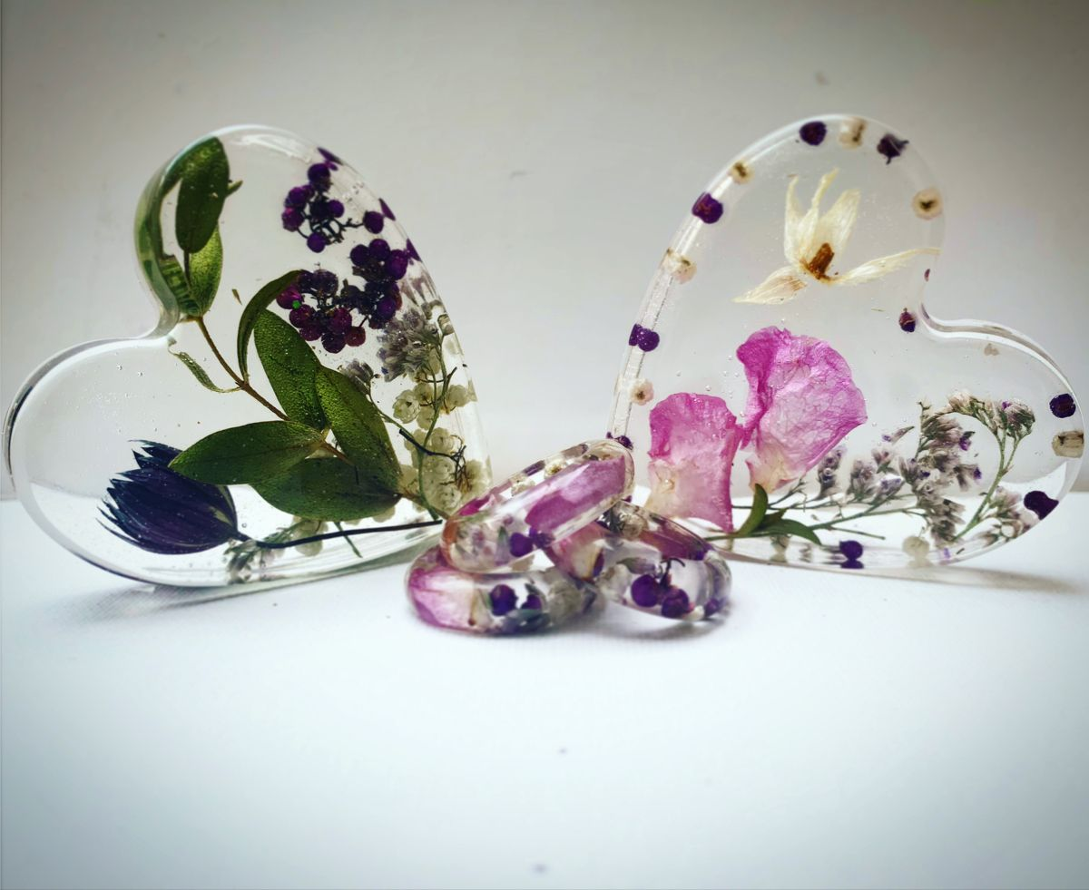 Flower bouquet preservation  #crystalmeanings