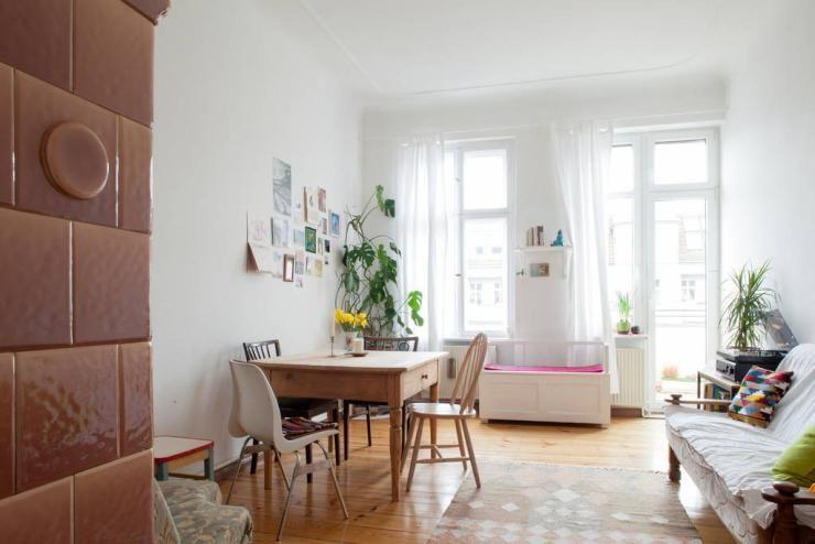 Sonnige 2  Zimmer  Wohnung   SUNNY FLAT IN THE HEART OF NEUKÖLLN!