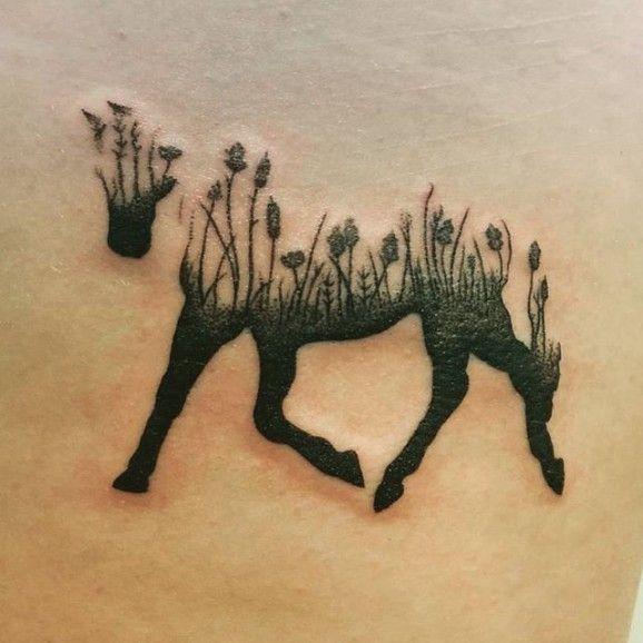 25 Noble Equestrian Tattoos Horse Tattoo Design Horse Tattoo Nature Tattoos