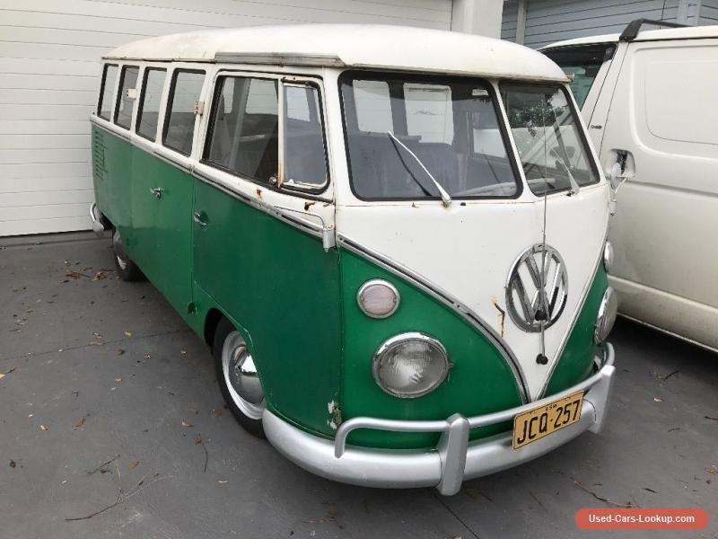 Car for Sale Vw Kombi split screen Volkswagen bus 15 window & Vw Kombi split screen Volkswagen bus 15 window #vwvolkswagen #kombi ...