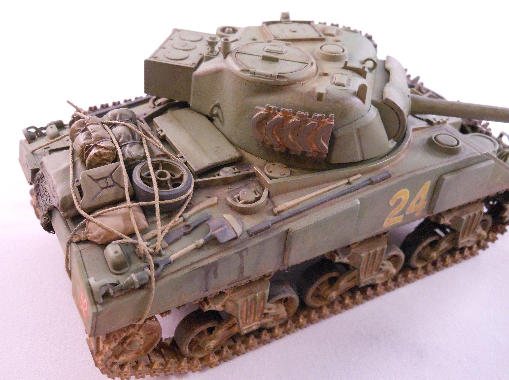 1/48 scale Sherman IC