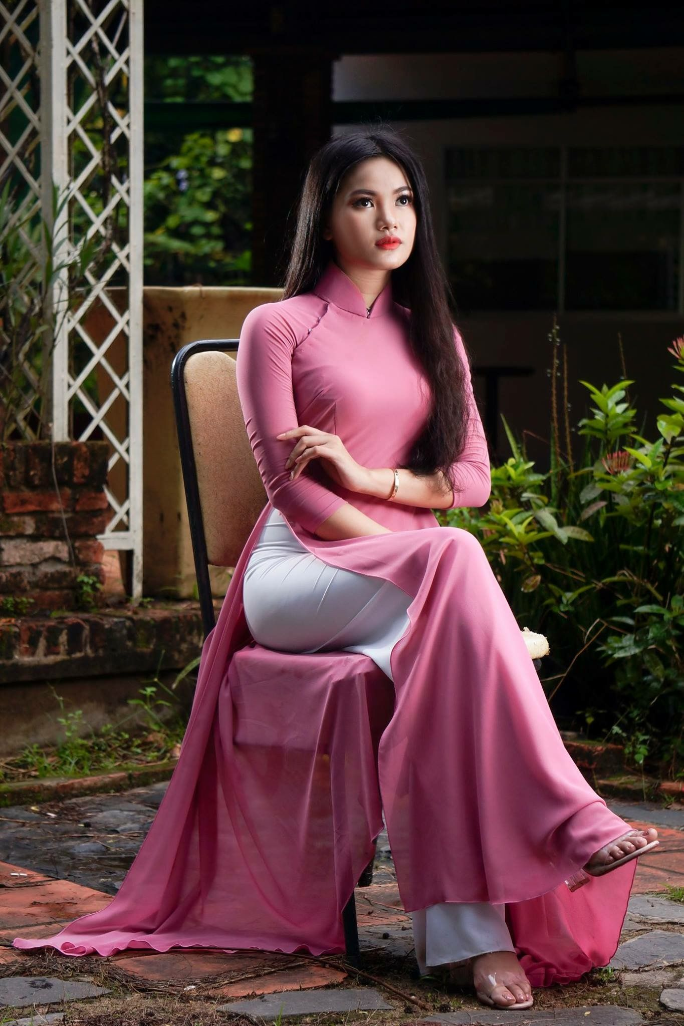 Discover these costumes of Vietnamese women in the past #