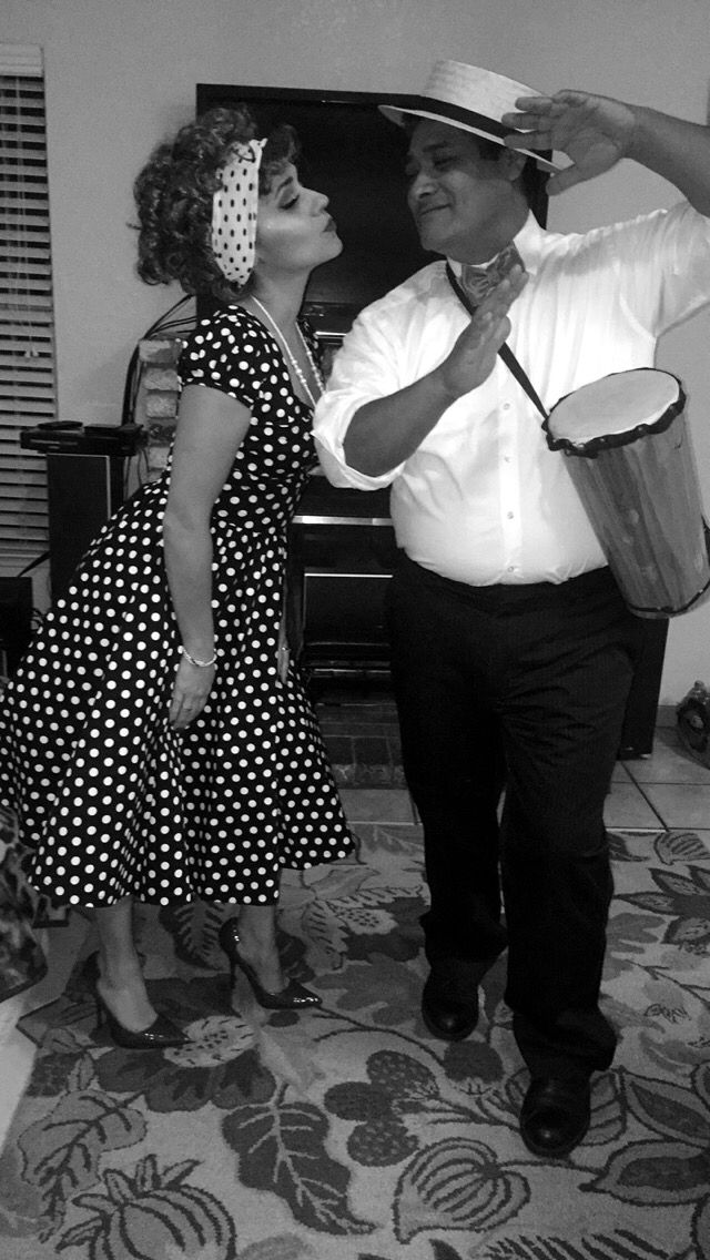 Couples Costume Lucy And Ricky Ricardo Couple Costume