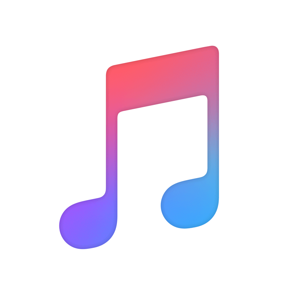 Apple Music app icon Apple music, Music app, Music logo