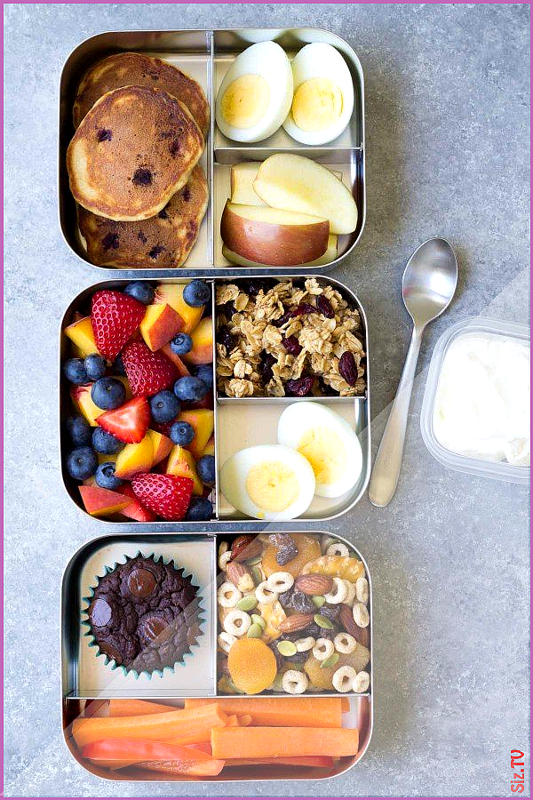 10 Healthy Lunch Ideas for Kids Bento box lunchbox ideas to pack for school home or even for yourse