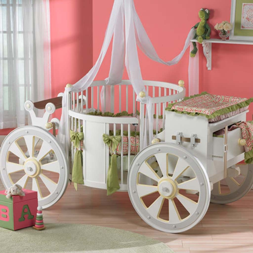 Best Cute Modern Baby Cribs For Boys And Girls Captivating 400 x 300