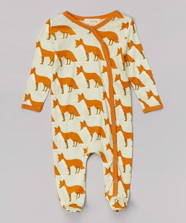 f9e597e52 Fox pjs by Zebi