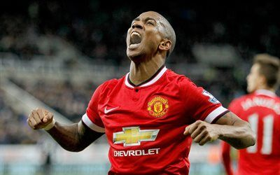 Most Great Manchester United Wallpapers Desktop Download wallpapers Ashley Young, footballers, Premier League, MU, Manchester United