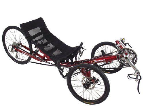 Adult Recumbent Bikes Performer Trikex 27 Speed Recumbent Trike Mesh Lx 27s Click On The Image For Additional Det Recumbent Bike Workout Bike Reviews Bike
