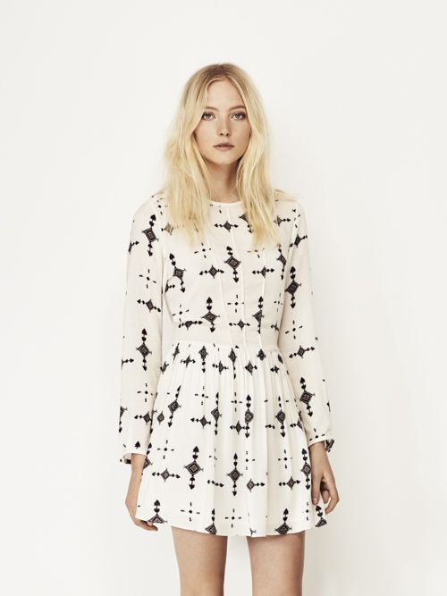 Robe Hiver 2015 - Collection IKKS #FW15