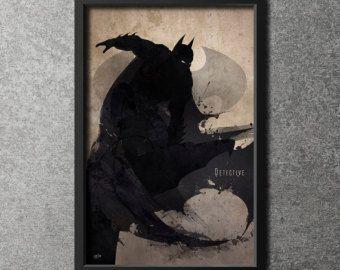 Original Giclee Art Print 'The Joker'