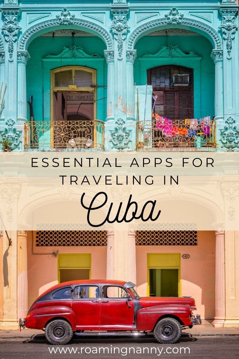 Finding the best apps to use for your trip to Cuba can be a challenge. Luckily, I've found these 8 apps you need to download before your trip to Cuba. (And the best part is most of them work off-line!) #cubaapps #cuba #visitcuba #travelcuba #travelapps