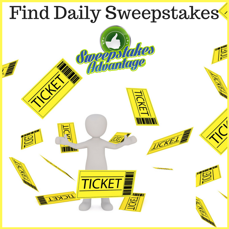 Daily entry sweepstakes