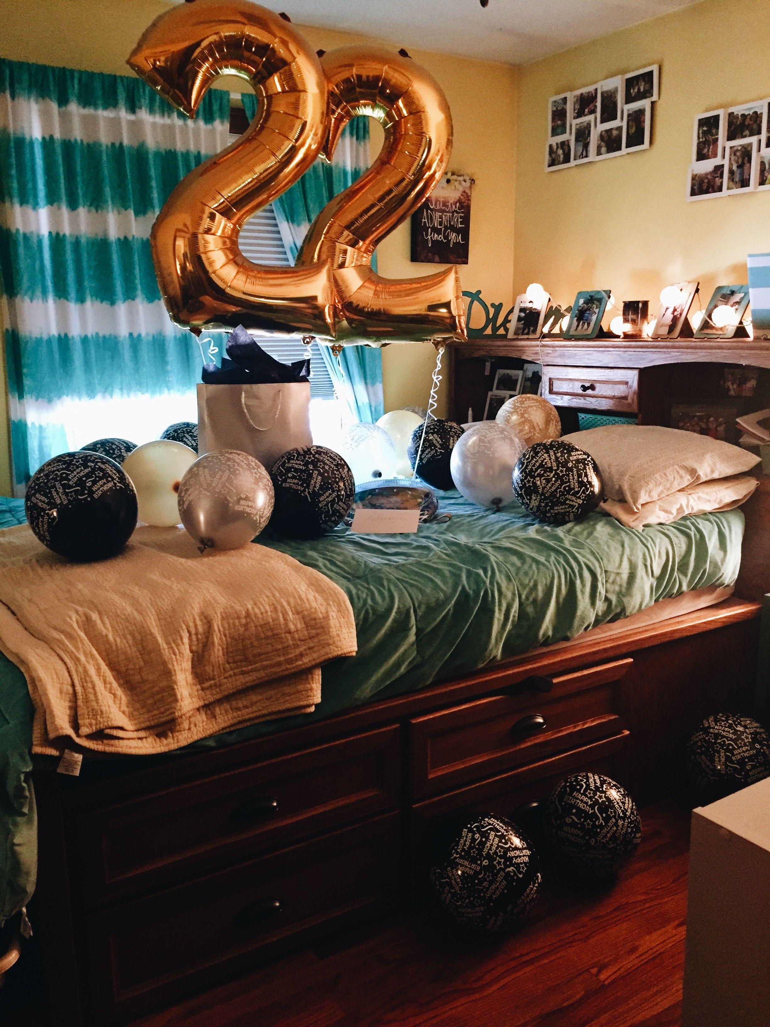 Boyfriend birthday idea