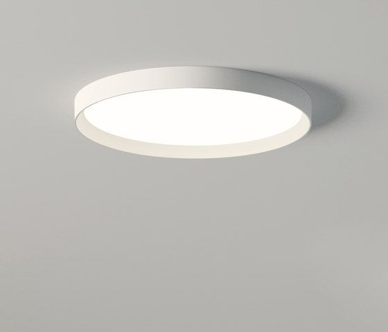 Up Is A Ceiling Lamp With A Surface Installation That Includes A