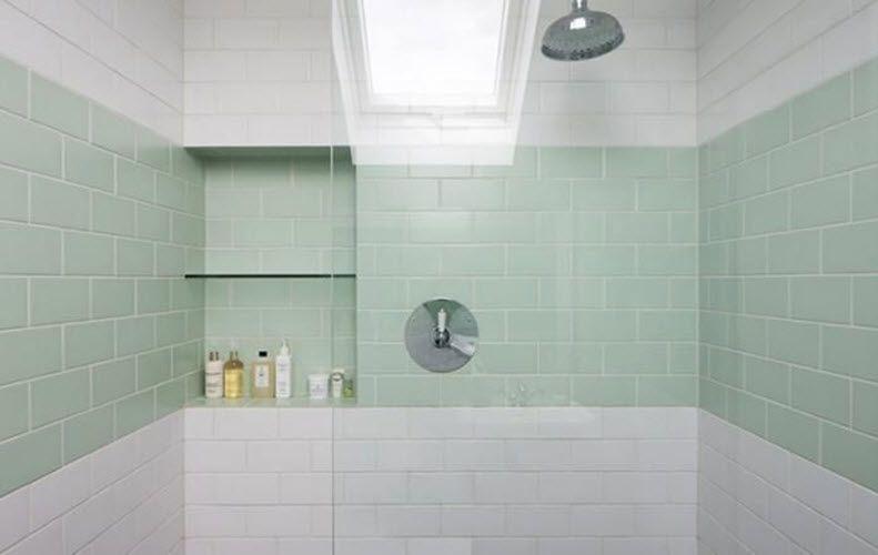 1 Mln Bathroom Tile Ideas Green Tile Bathroom Green Shower Tile