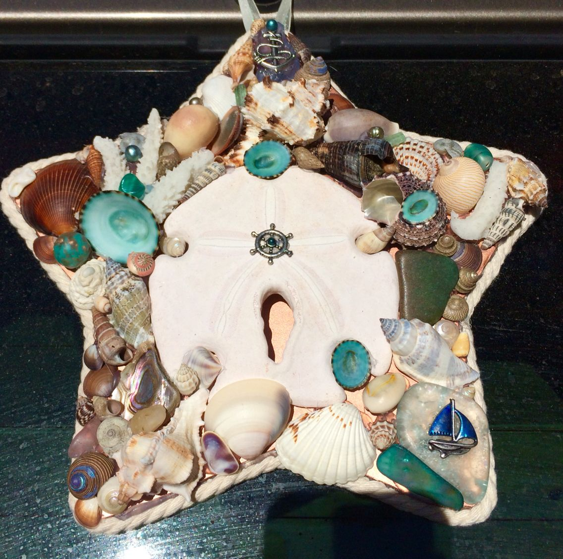 Seashell star decoration message me to place your orders