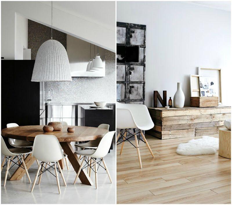 Decoracion nordica escandinava buscar con google hogar - Salones estilo nordico ...