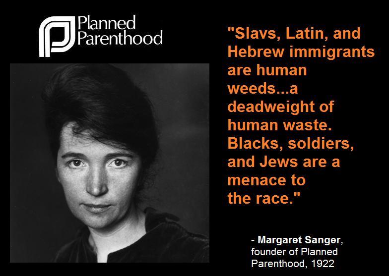 Planned Parenthood's founder. Margaret Sanger. #prolife #plannedparenthood #margaretsanger #BAMH http://www.youtube.com/watch?v=dxDyfSHEq5g
