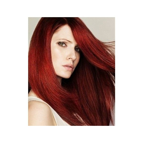 Smashing Red Hair Color 2013 Liked On Polyvore Featuring Beauty