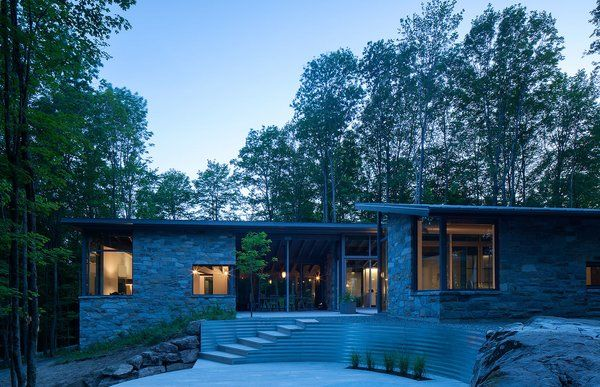 7 Incredible Modern Homes By Canadian Architect Paul Bernier Nice Ideas
