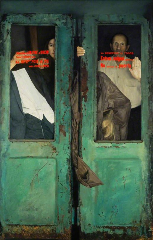On the Underground, The Green Doors, Daniel Quintero  1970-72