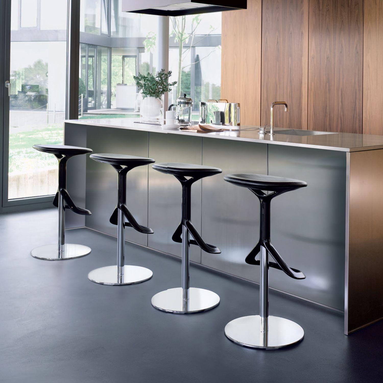 Walter Knoll | Lox Bar Stool http://www.apresfurniture.co.uk/lox-bar ...