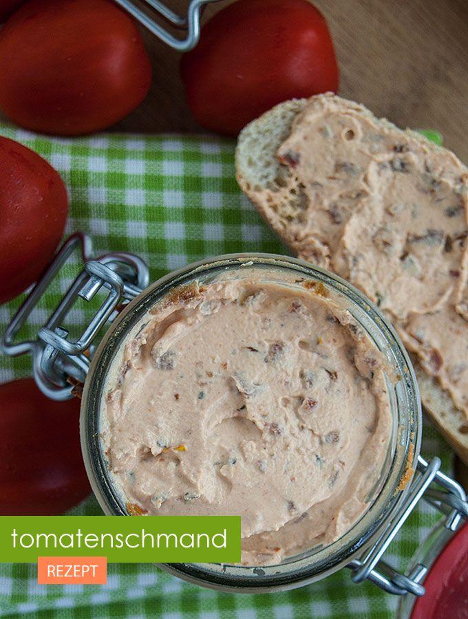 Tomatenschmand Dip Recipe Chutney Senf Pesto Dips Schmand