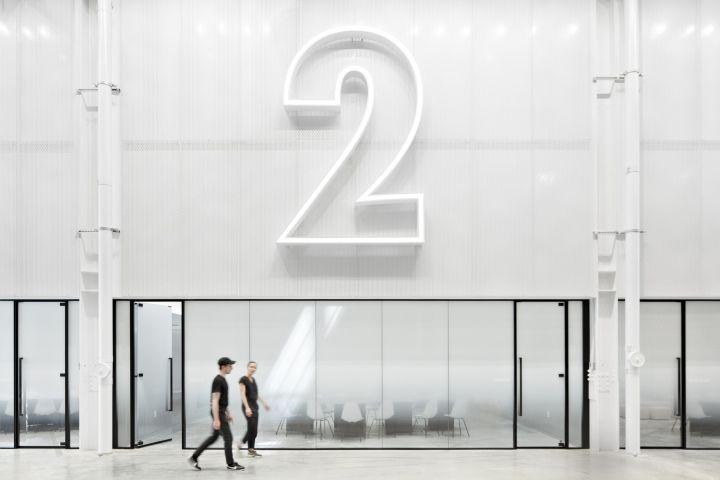 Nike new york headquarters by wsdia new york u usa retail