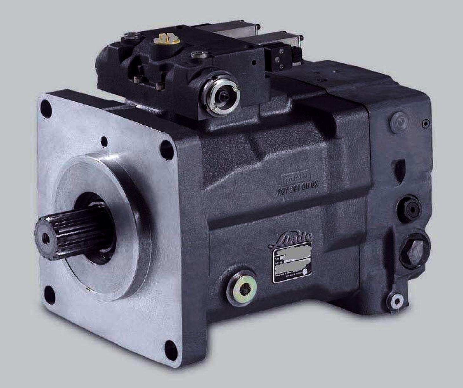 Linde Excavator HPR100D Hydrostatic Pump Final drive