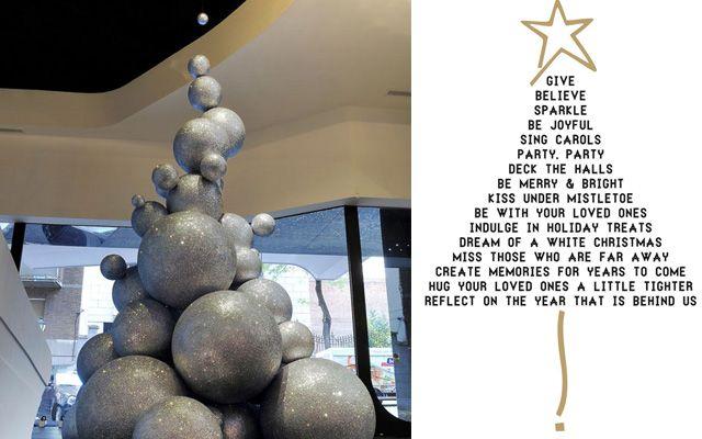 Decoraci n navide a rboles de navidad modernos - Decoracion navidad moderna ...
