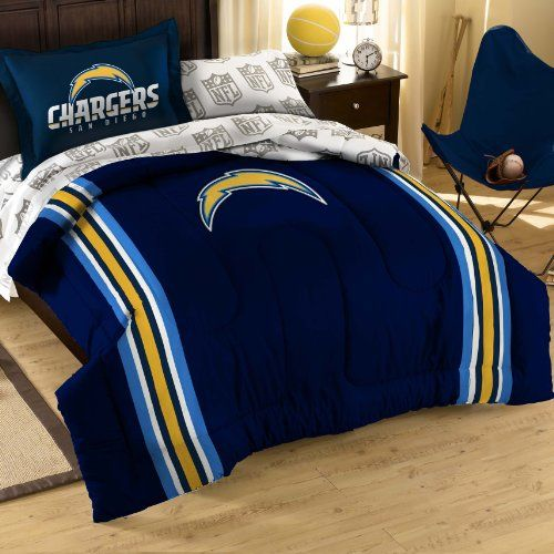 Bedroom Sets San Diego san diego chargers bedding set | cool sd chargers fan gear