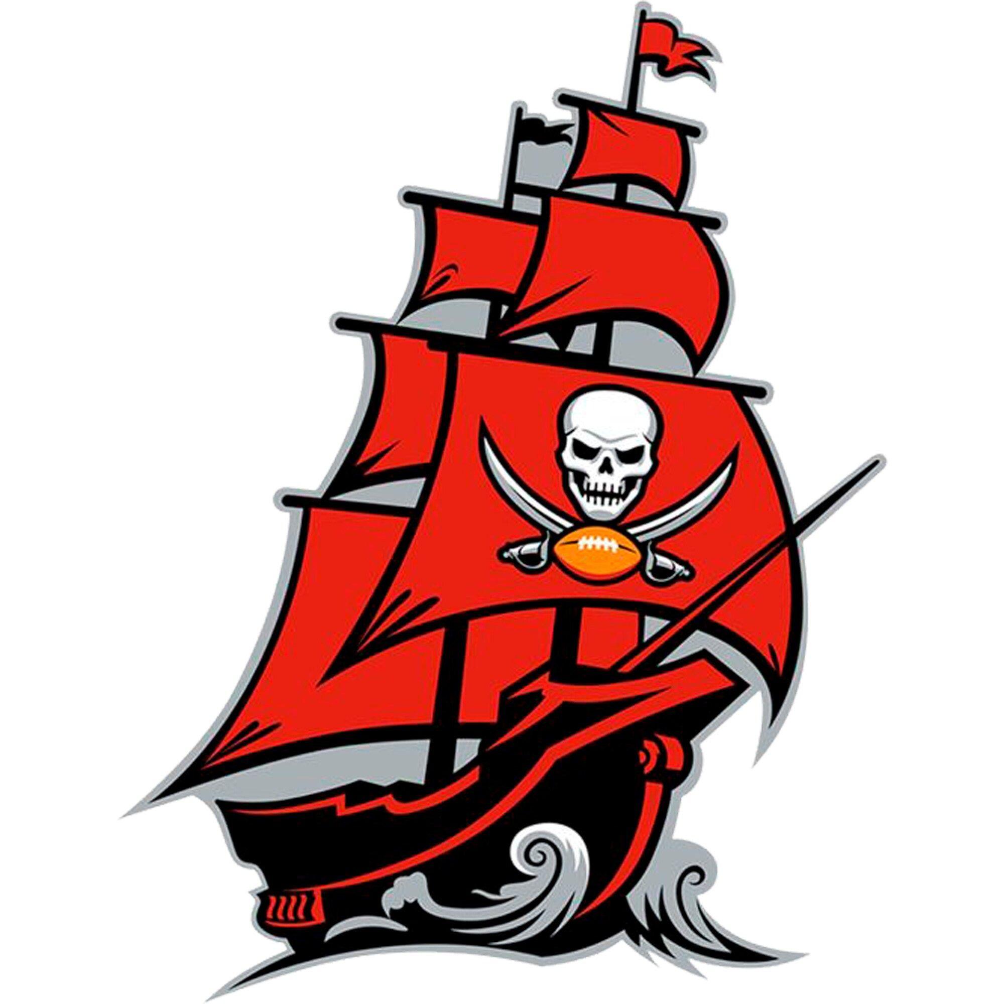 Tampa Bay Buccaneers Fathead Pirate Ship Giant Removable Decal In 2020 Tampa Bay Buccaneers Cheerleaders Tampa Bay Buccaneers Logo Tampa Bay Buccaneers