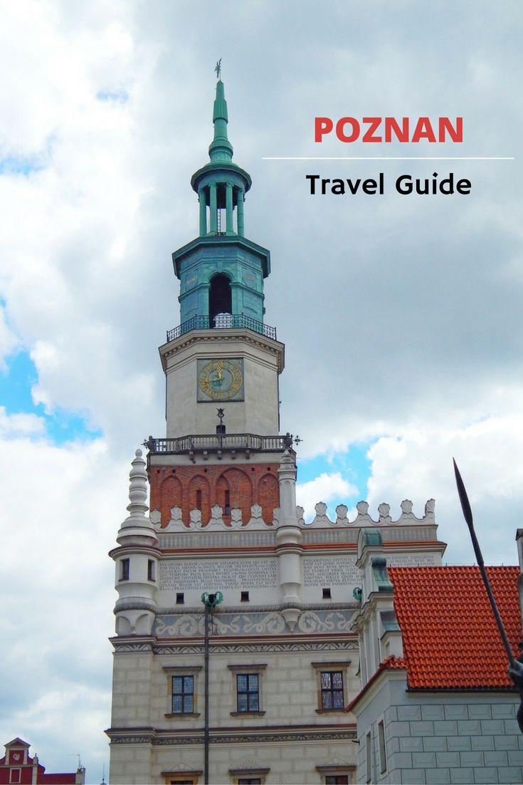 A Guide To Poznan Poland Polen Urlaub Reisefotos Reisebericht