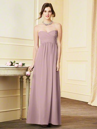 My Bridesmaids dresses!!!! (Alfred Angelo Bridal Style 7289L from ...