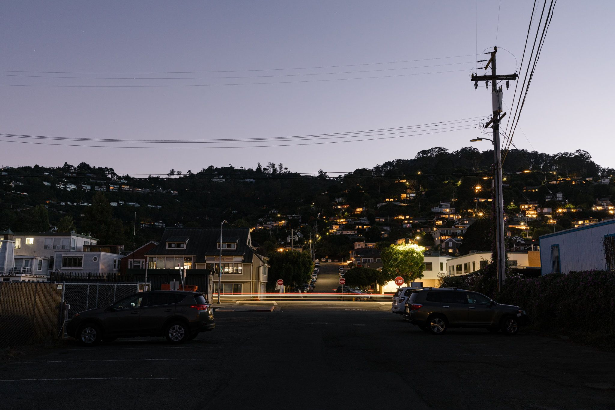 Californians Confront a Blackout Induced to Prevent Blazes